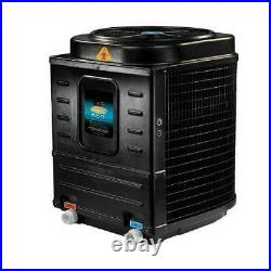 Jacuzzi 140,000 BTU Pro Grade Pool Heat Pump (JHX140)