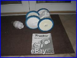 Jacuzzi Tracker 4X4 Pool Cleaner