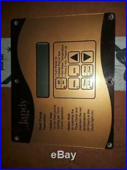 Jandy Air Energy AE-Ti 7 Gold Button Heat Pump Board R3001300 Control Board
