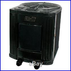 Jandy EE-Ti 120K BTU Pool Spa Heat Pump 230V/60Hz Three Phase Titanium Digital