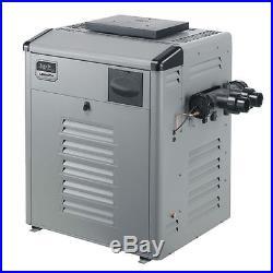 Jandy LRZ400EN Legacy LRZ 399,000 BTU, Digital, Natural Gas Pool and Spa Heater