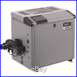 Jandy LXI400NN Electronic Ignition 400K Natural Gas Low NOx Swimming Pool Heater