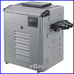 Jandy Legacy 125K LRZ125EN Swimming Pool Heater Electric Ignition Natural Gas