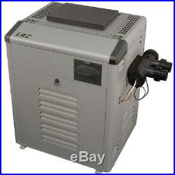 Jandy Legacy 325K Swimming Pool Heater Electric Ignition Natural Gas LRZ325EN