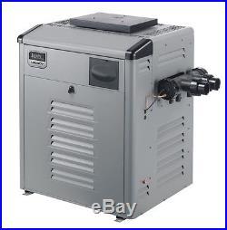 Jandy Legacy LRZ400MPN Millivolt Analog Control 399K BTU Propane Gas Heater