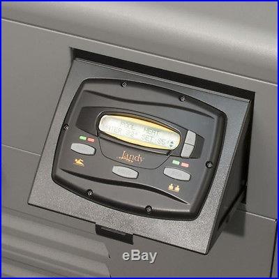 Jandy Legacy LRZ 250,000 BTU Natural Gas Digital Pool Spa Heater - LRZ250EN