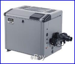 Jandy Pro Series LXI400P 400KBTU Propane Gas Heater FREE Solar Blanket