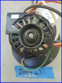 Jandy R0455600 Heater Blower for Jandy LXi Heater 115/230V, Pre-owned