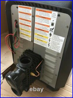 Jandy / Zodiac JXI260 Propane Pool Heater, Electronic Ignition, 260,000 BTU
