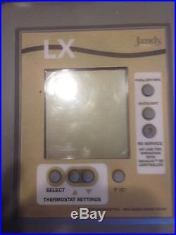 Jandy Zodiac R0329600 Temperature Control with Bezel