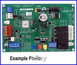 Jandy Zodiac R0458200 Universal Power Control Board REV 2 For LXi
