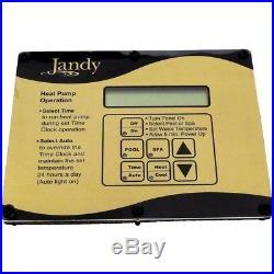 Jandy Zodiac R3001300 7 Button Control Panel for AE-Ti/EE-Ti Heat Pump