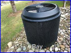 Jandy electric heat pump pool heater