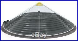 Kokido Duomo Solar Above Ground Swimming Pool Water Heater Dome-Shaped SH30CBX