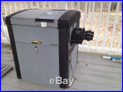 Laars LX 250,000 BTU Propane Gas Electronic Ignition Pool Heater LX250P