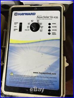 Lot (5) used Goldline Solar Pool Spa Temperature Control GL-235