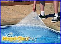 Magni-Clear Solar Cover 16' X 32' Rectangle InGround Swimming Pool 6 Yr Warranty