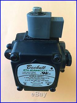 NEW! Beckett Oil Burner Pump A2EA-6527 NOT Rebuilt Junk Free Expedited Shipping