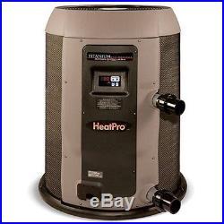 NEW Hayward HP21104T HeatPro Swimming Pool Electric Heat Pump Easy Temp 110K BTU