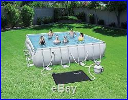 NEW IN BOX Bestway Clean Sun Powered Pool Pad Solar Water Heater