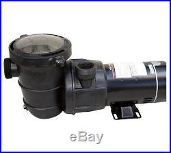 NEW Maxi Replacement Self-priming Pump for Above Ground Pools Swim Time 1 HP