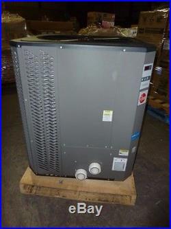 NEW Raypak Rheem Heat Pump 117K BTU Titanium Heat Exchanger Digital Control