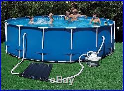 New GAME 4527 SolarPRO XB2 Solar Heater Swimming Pool Panel-Above/Below Ground