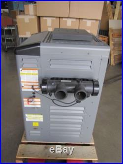New Jandy Pro Natural Gas Pool Water Heater 325k BTU (Scrath & Dent) LRZ325EN