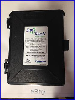PENTAIR POOL PRODUCTS 520819 SUNTOUCH SOLAR POOL/SPA CONTROL SYSTEM