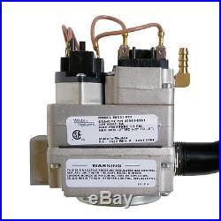 Pentair 42001-0051S Gas Valve, Combination Gas Control Valve Kit, 42001-0051