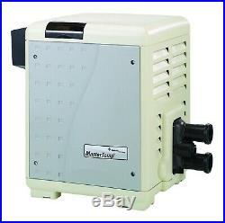 Pentair 460730 MasterTemp Eco-Friendly Heater 200000 BTU Natural Gas