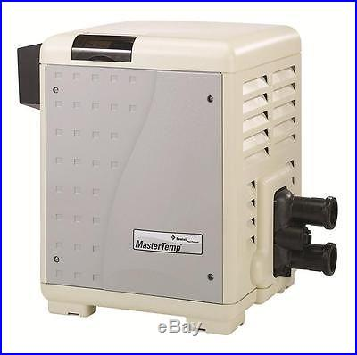 Pentair 460736 MasterTemp Eco-Friendly Pool Heater, Natrl Gas, 400,000 BTU