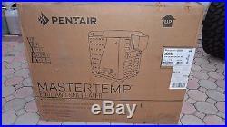 Pentair 460736 MasterTemp, Low NOx 400,000 BTU, Natural Gas, Pool and Spa Heater