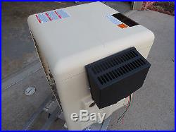 Pentair 460737 MasterTemp 400K BTU Propane Gas High Performance Pool Heater