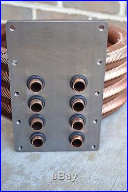 Pentair 460747 Tube Sheet Coil Assembly MasterTemp 250NA LP Pool Spa Heater