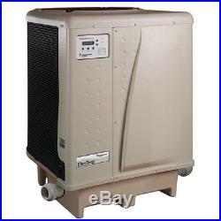 Pentair 460933 120 UltraTemp 125K BTU 230V High Performance Heat Pump
