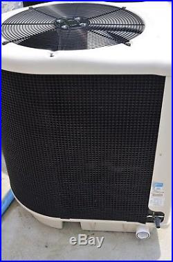 Pentair 460933 UltraTemp 120 High Performance 125k BTU Pool Spa Heat Pump Used