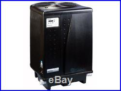 Pentair 460962 108K BTU UltraTemp Heat Pump Black