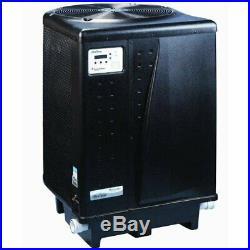 Pentair 460962 108K Black Titanium Digital, Pool and Spa Heat Pump