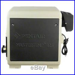 Pentair 461061 MasterTemp Swimming Pool Heater Propane