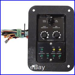 Pentair 473216 600HP Dual Thermostat for MiniMax Plus Pool and Spa Heat Pump
