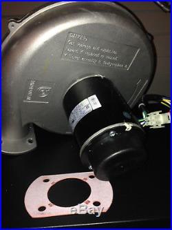 Pentair 77707-0251 Air Blower for MasterTemp Pool Spa LP Natural Gas Heaters