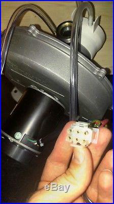 Pentair 77707-0253 Air Blower for MasterTemp Pool Spa Natural Gas Heaters 400K