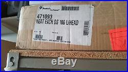Pentair Heat Exchanger DS 100 L/Head PN 471093