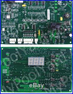 Pentair Heater DDTC Board Part#472100 Brand New
