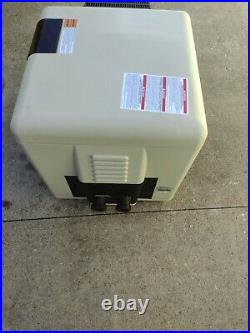 Pentair MasterTemp 125,000 BTU Natural Gas Pool & Spa Heater System, Brand New
