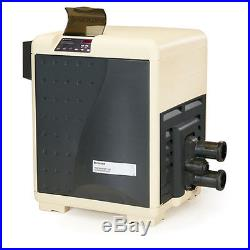 Pentair MasterTemp 250K BTU Natural Gas Electronic Low NOx Pool Heater 460732