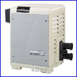 Pentair MasterTemp 250,000 BTU 460733 Propane (LP) Low NOx Swimming Pool Heater