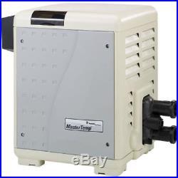 Pentair MasterTemp 250,000 BTU Natural Gas Low NOx Pool Spa Heater 460732