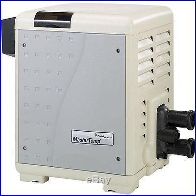 Pentair MasterTemp 250 K BTU Natural Gas Low NOx Pool Spa Heater 460732